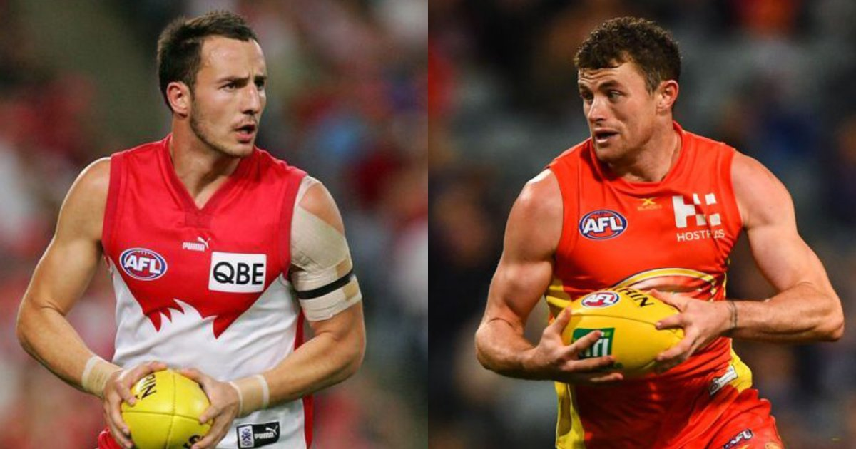 The two Irishmen have shown similar traits in the AFL.