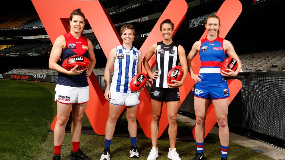 National Australia Bank extended their deal as AFLW naming rights partner until 2022.